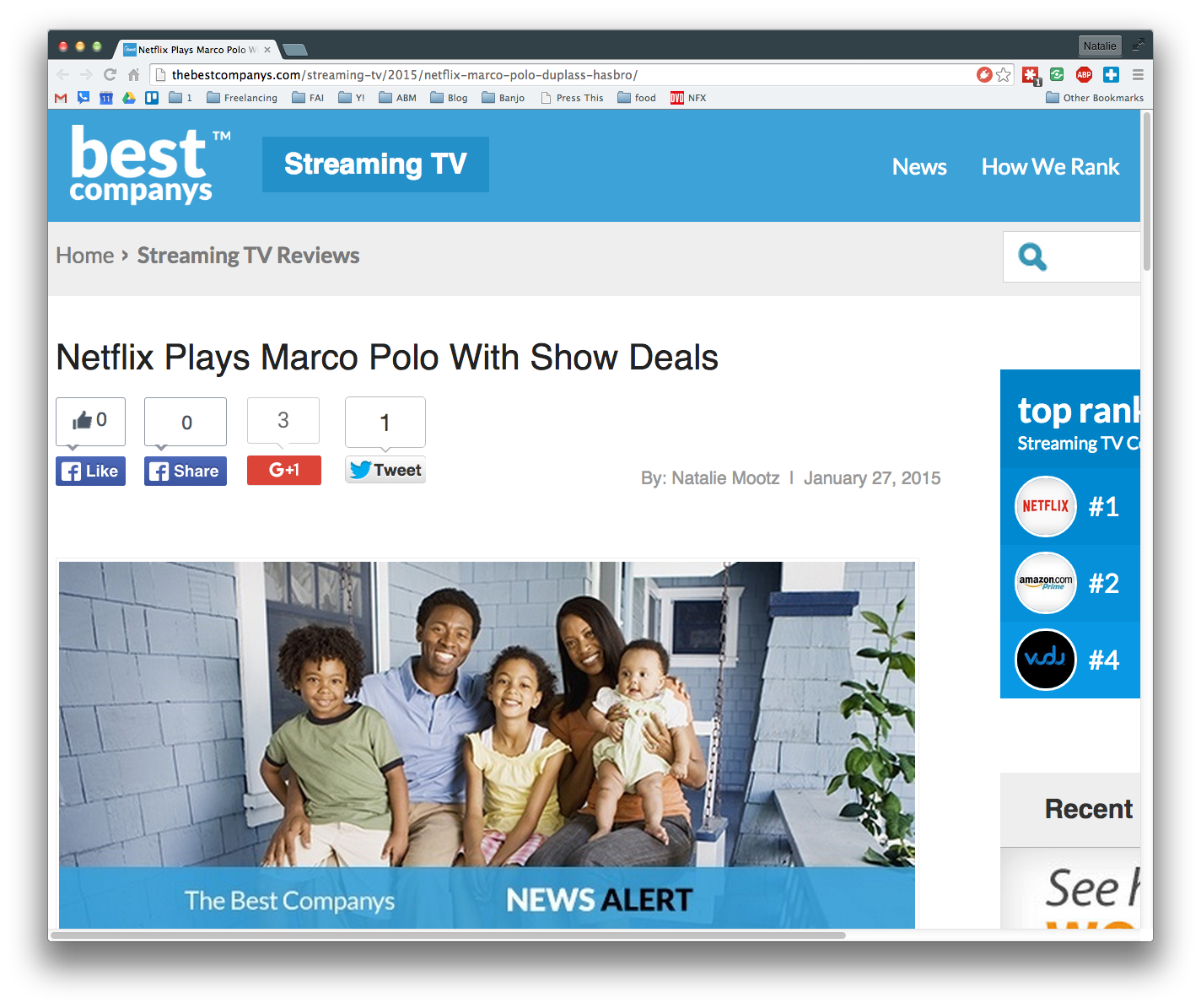 Netflix Plays Marco Polo With Show Deals
