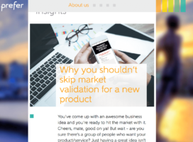 Prefer Insights Blog